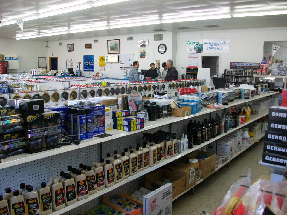 Athens Store 21 Photos Tasco Auto Color Paint Distribution Of Refinish Coatings To The Auto Body Repair Industry