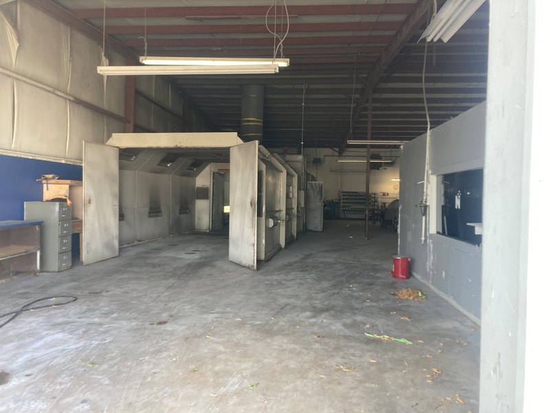 Body Shop Used Equipment For Sale Paint Booths Alignment Machines