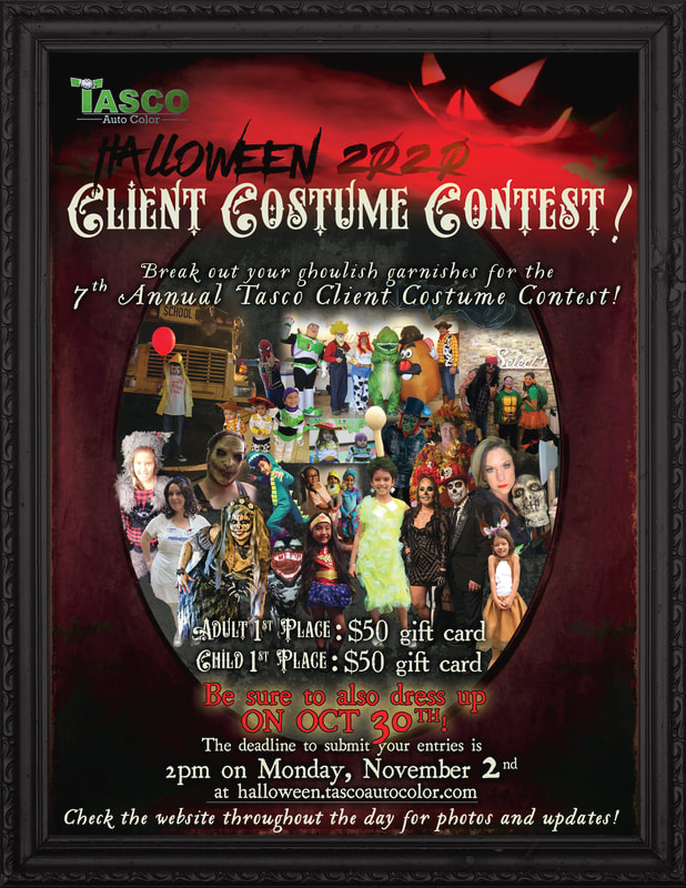 Client Halloween 2020 Costume Contest