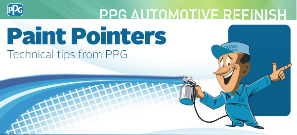 Paint Pointers - Technical Tips from PPG
