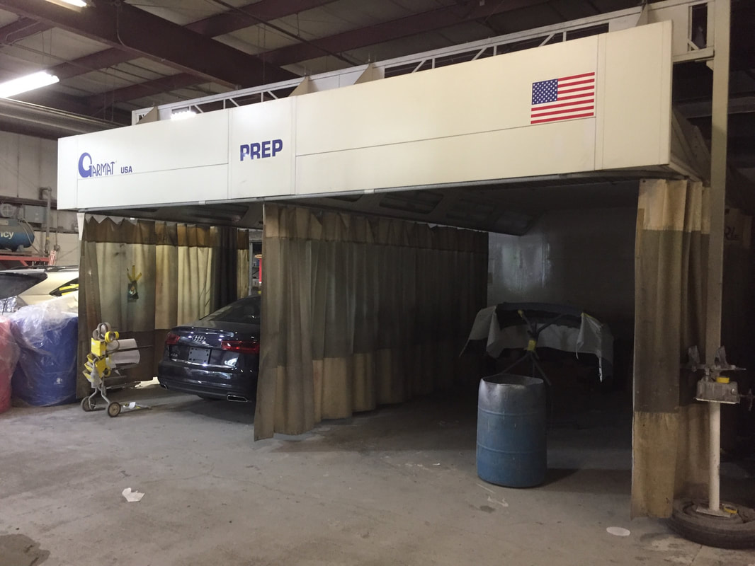 Body Shop Used Equipment for Sale, Paint Booths, Alignment Machines ...